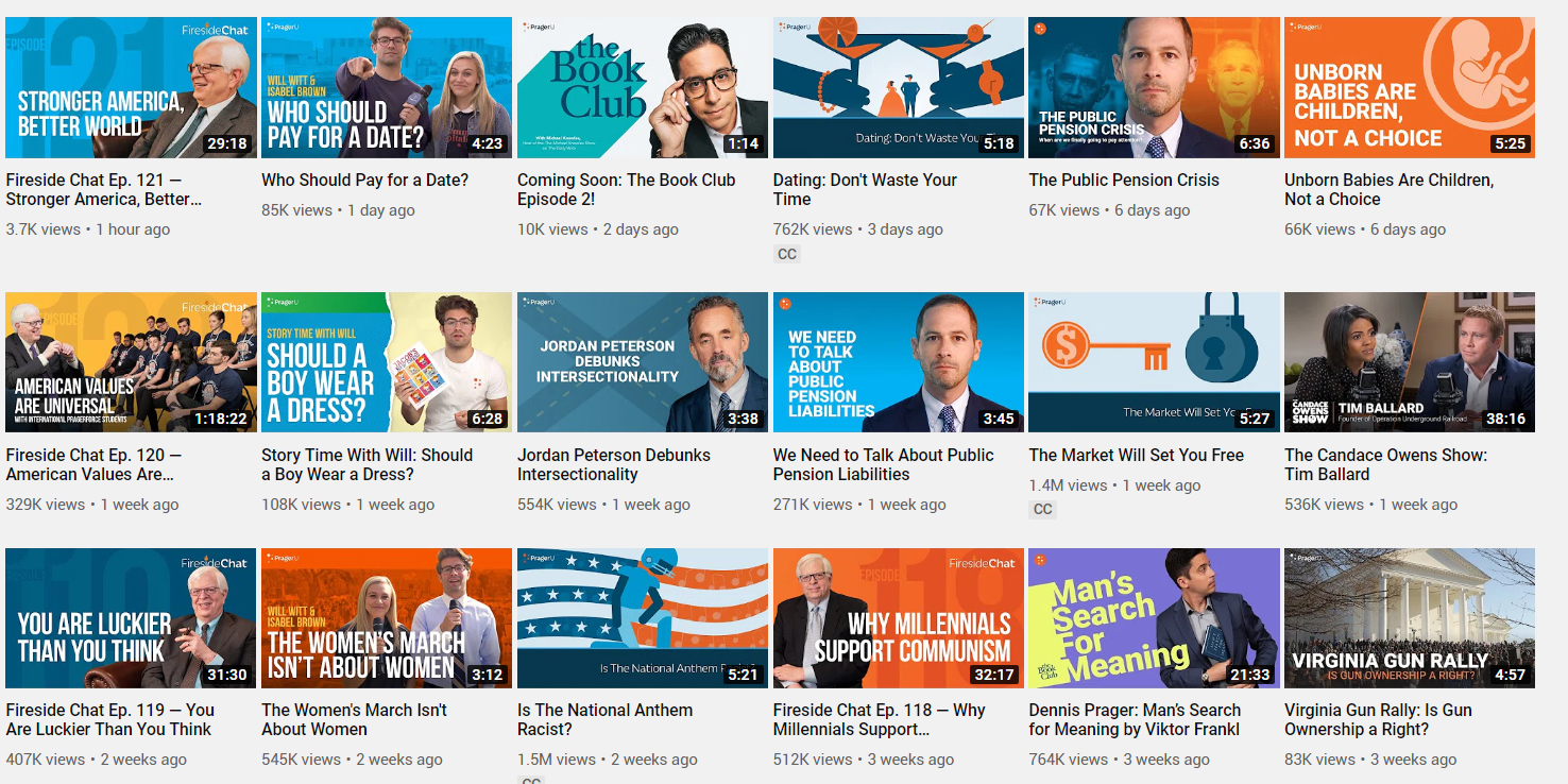 Platforms, Podcasts, and Jordan Peterson's Thinkspot – The ...